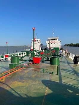 Bắt giữ thuyền trưởng của tàu Nhật Minh 07 và Nhật Minh 09 trong chuyên án 920G buôn lậu xăng giả ảnh 5