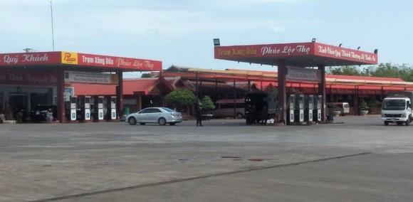Công an khám xét đồng loạt 16 điểm kinh doanh xăng dầu tại TPHCM và Bình Phước ảnh 1