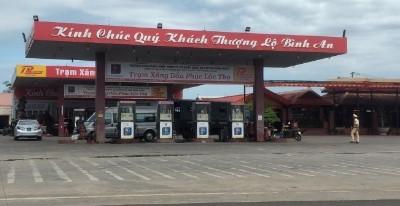 Công an khám xét đồng loạt 16 điểm kinh doanh xăng dầu tại TPHCM và Bình Phước ảnh 2