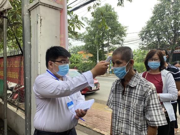 Hơn 2,2 triệu cử tri Đồng Nai tham gia đi bầu  ảnh 1