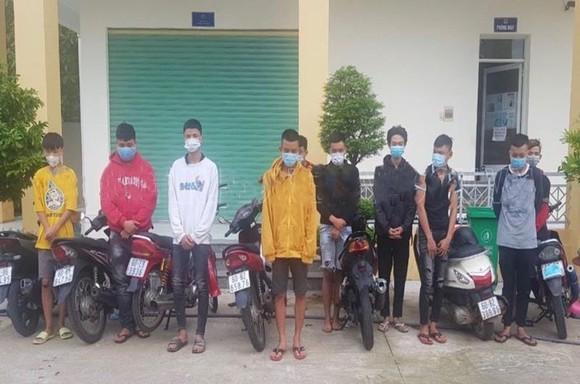 Liên tục bắt các nhóm đua xe trái phép ở Đồng Nai ảnh 1