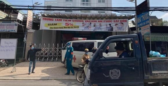 Các F1 của ca bệnh ở Phòng khám đa khoa An Phúc Sài Gòn âm tính lần 1 với SARS-CoV-2 ảnh 1