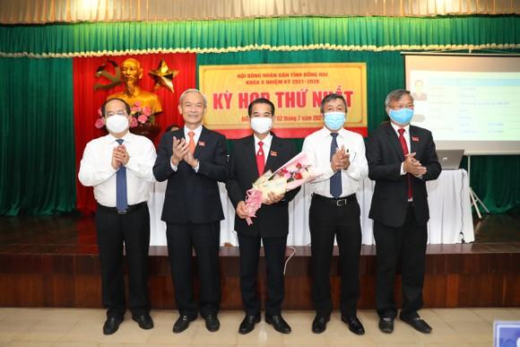 Ông Thái Bảo được bầu giữ chức Chủ tịch HĐND tỉnh Đồng Nai khóa X ảnh 1