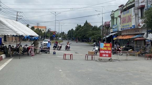 Hóa An là một trong 6 phường của TP Biên Hòa tiếp tục kéo dài thời gian cách ly