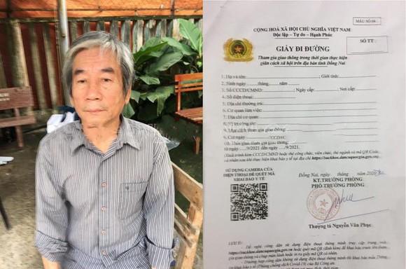 Đồng Nai: Phát hiện một cơ sở photocopy làm giả giấy tờ đi đường ảnh 1