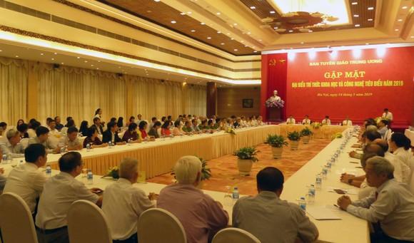 Để KH-CN thực sự là quốc sách, là sức mạnh của đất nước và nâng tầm trí tuệ dân tộc ảnh 1