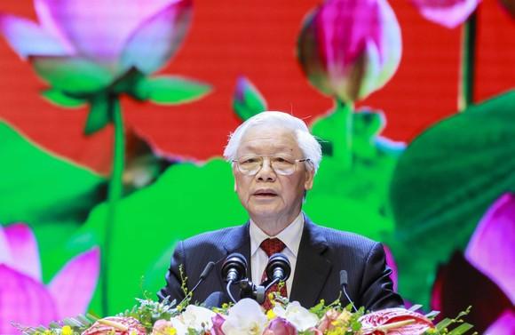 Tư tưởng Hồ Chí Minh mãi là ngọn cờ quy tụ sức mạnh toàn dân tộc ảnh 3