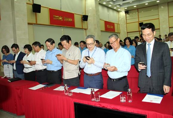 Bộ trưởng Nguyễn Mạnh Hùng kêu gọi ngành ICT hành động vì người nghèo ảnh 2