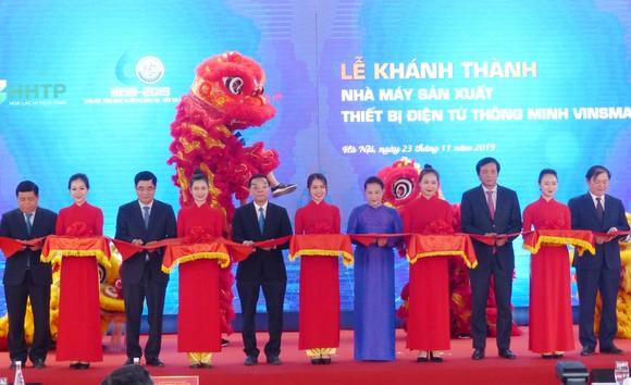 Chủ tịch Quốc hội: Khu CNC Hòa Lạc phải trở thành trung tâm phát triển công nghệ của đất nước ảnh 1