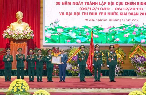 Hội Cựu chiến binh Việt Nam là chỗ dựa vững chắc của Đảng, Nhà nước và Nhân dân ảnh 3