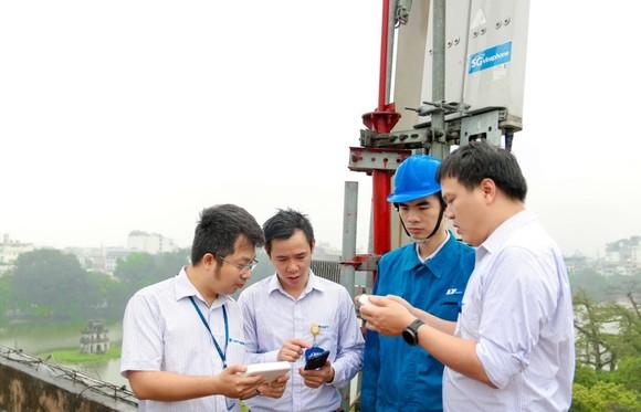 VNPT thử nghiệm thành công mạng 5G thương mại ảnh 1