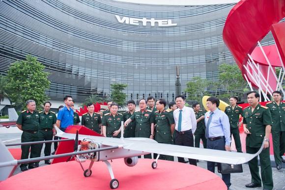 Trong 5 năm, Tập đoàn Viettel đạt tổng doanh thu hơn 1,2 triệu tỷ đồng ảnh 2