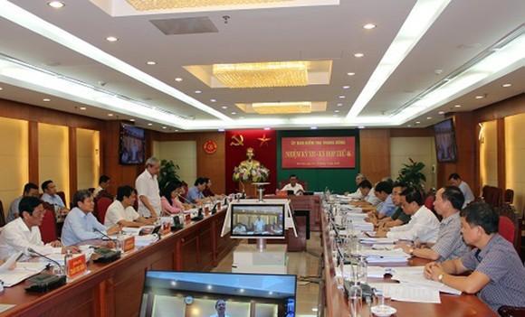 Ủy ban Kiểm tra Trung ương họp Kỳ 46 ở Hà Nội từ ngày 15 đến 17-7