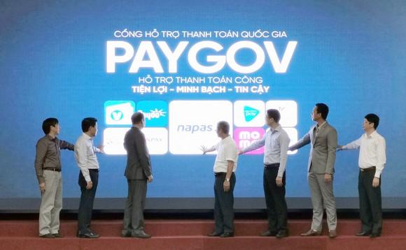 Ra mắt Cổng hỗ trợ thanh toán quốc gia PayGov ảnh 1