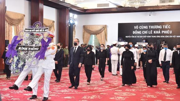 Cử hành trọng thể Quốc tang nguyên Tổng Bí thư Lê Khả Phiêu ảnh 42