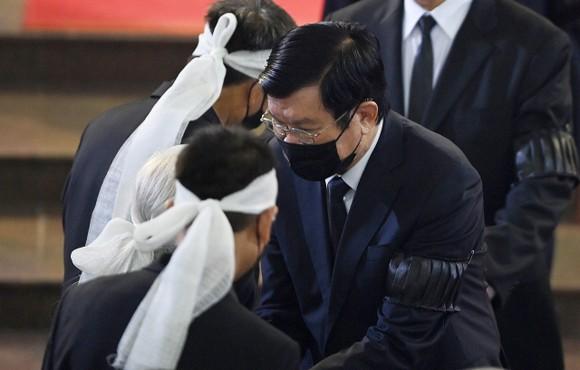 Cử hành trọng thể Quốc tang nguyên Tổng Bí thư Lê Khả Phiêu ảnh 19