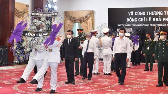 Cử hành trọng thể Quốc tang nguyên Tổng Bí thư Lê Khả Phiêu ảnh 51