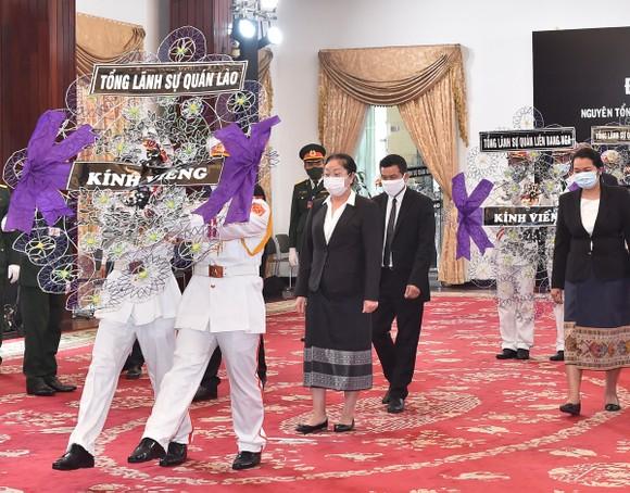 Cử hành trọng thể Quốc tang nguyên Tổng Bí thư Lê Khả Phiêu ảnh 53