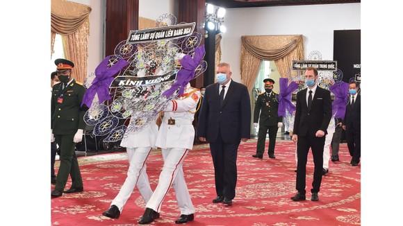 Cử hành trọng thể Quốc tang nguyên Tổng Bí thư Lê Khả Phiêu ảnh 55