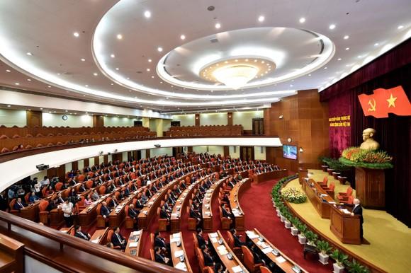 Bế mạc Hội nghị lần thứ 13 của Ban Chấp hành Trung ương Đảng khóa XII  ảnh 2
