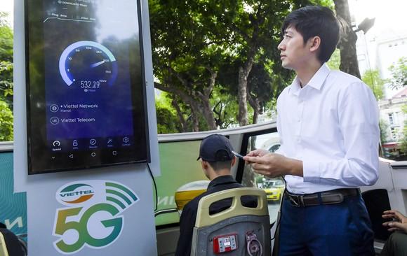 Viettel chính thức kinh doanh thử nghiệm dịch vụ 5G ảnh 3