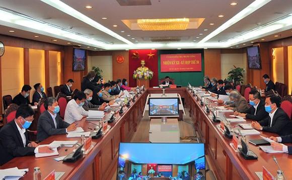 Đề nghị xem xét khai trừ ông Nguyễn Đức Chung ra khỏi Đảng ảnh 1