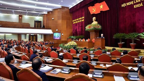 Bế mạc Hội nghị Trung ương lần thứ 14: Thống nhất cao về nhân sự tham gia Bộ Chính trị, Ban Bí thư khoá XIII ảnh 1
