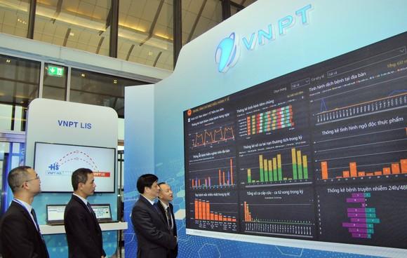 VNPT tiên phong trong chuyển đổi số ngành y tế ảnh 1