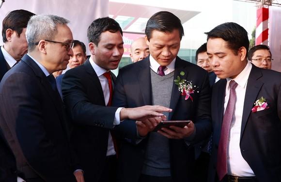 Khu công nghiệp đầu tiên ở Việt Nam được phủ sóng 5G ảnh 2