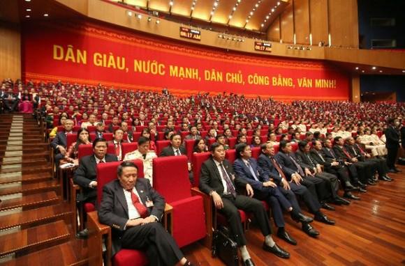 Tổng Bí thư, Chủ tịch nước Nguyễn Phú Trọng: Trọng trách hết sức lớn lao và vinh dự vô cùng to lớn ảnh 7