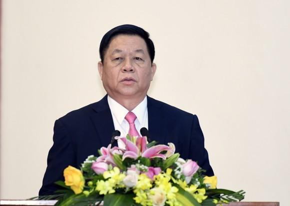 Thượng tướng Nguyễn Trọng Nghĩa giữ chức Trưởng Ban Tuyên giáo Trung ương   ảnh 3