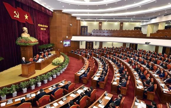 Khai mạc Hội nghị Trung ương lần thứ 2: Trình phương án nhân sự chủ chốt các cơ quan Nhà nước ảnh 4