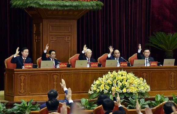 Khai mạc Hội nghị Trung ương lần thứ 2: Trình phương án nhân sự chủ chốt các cơ quan Nhà nước ảnh 3