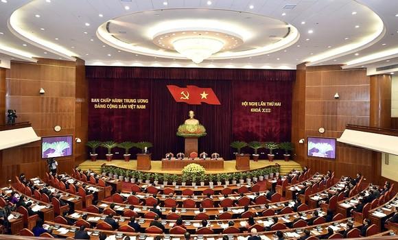 Khai mạc Hội nghị Trung ương lần thứ 2: Trình phương án nhân sự chủ chốt các cơ quan Nhà nước ảnh 1