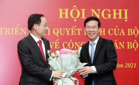 Thứ trưởng Bộ Ngoại giao Lê Hoài Trung giữ chức Trưởng Ban Đối ngoại Trung ương ảnh 1