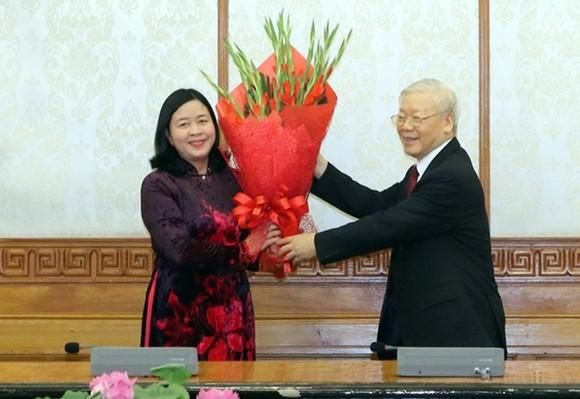 Đồng chí Trương Thị Mai được phân công làm Trưởng Ban Tổ chức Trung ương ảnh 2