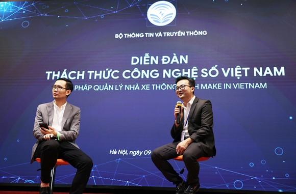 Khởi động Diễn đàn Thách thức công nghệ số Việt Nam 2021 ảnh 3