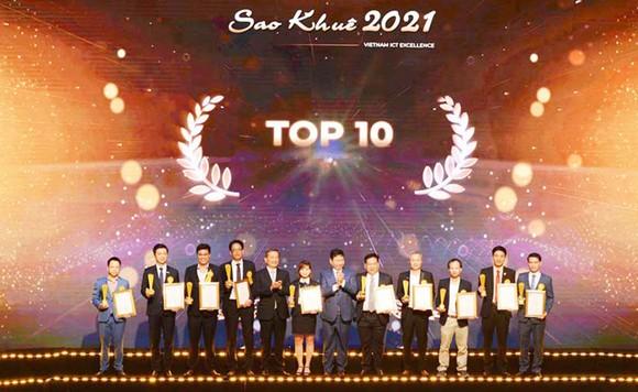 180 giải pháp, dịch vụ công nghệ thông tin đoạt Giải thưởng Sao Khuê 2021 ảnh 1