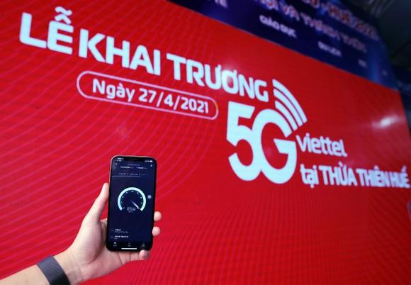 Viettel khai trương mạng 5G tại Thừa Thiên - Huế ảnh 2