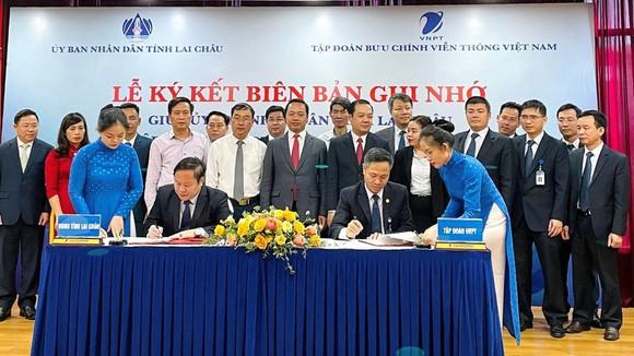 VNPT đồng hành cùng Lai Châu chuyển đổi số, xây dựng chính quyền điện tử ảnh 1