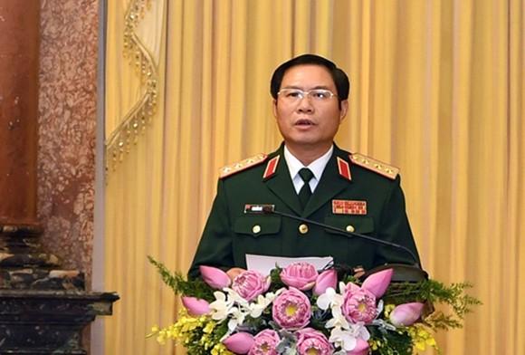 Thượng tướng Nguyễn Tân Cương được bổ nhiệm làm Tổng Tham mưu trưởng Quân đội nhân dân Việt Nam ảnh 3