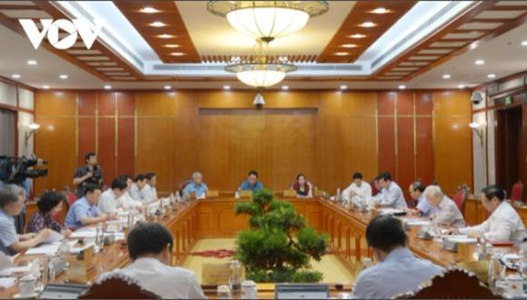 Tổng Bí thư Nguyễn Phú Trọng: Chủ động các phương án, kịch bản để kịp thời ứng phó với dịch Covid-19 ảnh 1