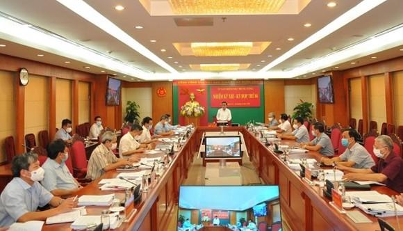 Ủy ban Kiểm tra Trung ương kỷ luật và đề nghị kỷ luật nhiều lãnh đạo tỉnh Bình Dương ảnh 1