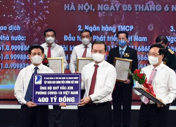 VNPT xây dựng gói cước ủng hộ Quỹ Vaccine phòng Covid-19 ảnh 1