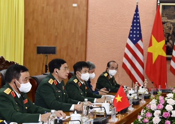 Việt Nam và Hoa Kỳ tiếp tục thúc đẩy hợp tác quốc phòng ảnh 5