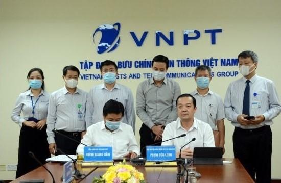 VNPT cùng Lào Cai thúc đẩy chính quyền điện tử và chuyển đổi số ảnh 2