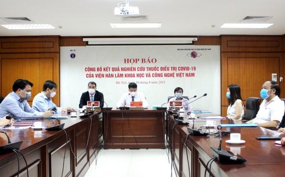 Thuốc điều trị Covid-19 từ thảo dược do Việt Nam nghiên cứu được phép thử lâm sàng ảnh 1