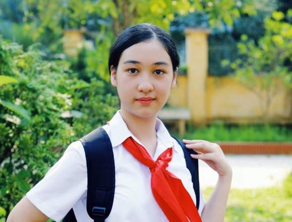 Nữ sinh Trường THCS Nguyễn Huy Tưởng giành giải Ba cuộc thi Viết thư quốc tế UPU lần thứ 50 ảnh 2