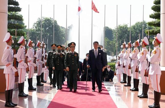 Hợp tác quốc phòng Việt Nam – Nhật Bản bước vào giai đoạn phát triển mới ảnh 1