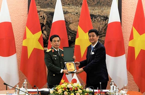 Hợp tác quốc phòng Việt Nam – Nhật Bản bước vào giai đoạn phát triển mới ảnh 3